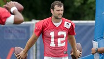 Pelissero: Calf strain keeping Andrew Luck out of team OTAs