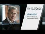 Alejandro Rojas denunciará a Morena ante TEPJF
