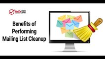 Benefits of Performing Mailing List Cleanup