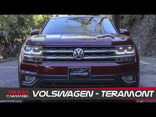 Volkswagen Teramont a prueba - CarManía [2019]