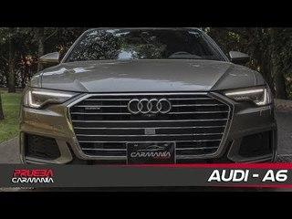 Audi A6 a prueba - CarManía [2019]