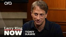 """""""That's the measure of success"""": Tony Hawk on what it takes to follow your dream"""
