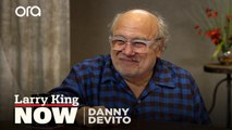 "Danny DeVito on working alongside ""lighthearted"" Tim Burton"