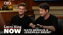 """""""I know great love when I feel it"""": Nate Berkus on falling in love with Jeremiah Brent"""