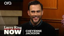 Cheyenne Jackson on returning to his musical roots in Disney's 'Descendants 3'