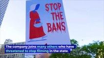 Georgia's Abortion Bill May Drive Away Disney