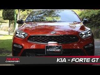 KIA Forte GT a prueba - CarManía (2019)
