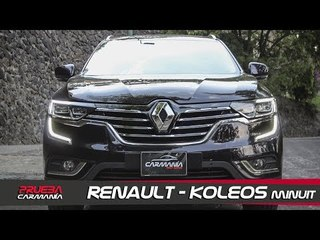 Renault Koleos Minuit a prueba - CarManía (2019)
