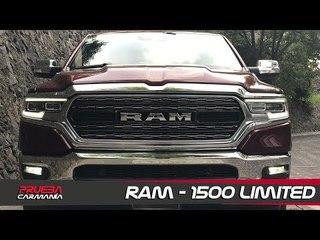 RAM 1500 Limited a prueba - CarManía (2019)