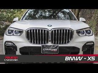 BMW X5 M50iA a prueba - CarManía [2019]