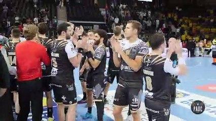 Après Match PAUC vs Dunkerque - Wesley PARDIN
