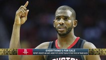The Jim Rome Show: The Rockets are for sale