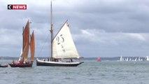 Semaine du Golfe du Morbihan : 1.500 bateaux du patrimoine en mer
