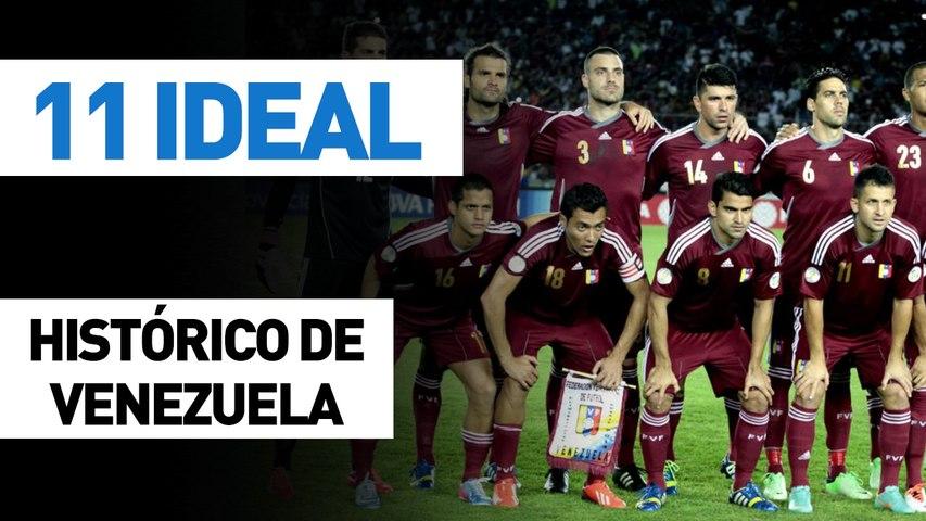 11 ideal | Venezuela (todos los tiempos)