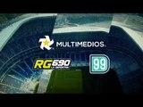Rayados vs Benfica por Multimedios Televisión