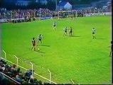 Guingamp 1-1 FC Tours Quart de finale aller Coupe de France 1982 1983