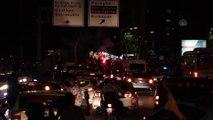 Gazişehir Gaziantep'in Süper Lig'e yükselmesi vatandaşlar tarafından coşkuyla kutlandı - GAZİANTEP