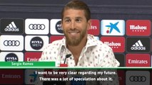 Sergio Ramos is to stay at Real Madrid and finish his career with the Spanish club