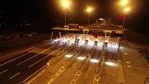 KOCAELİ Kuzey Marmara Otoyolu'nun bir bölümü Körfez'e kadar ulaşıma açıldı