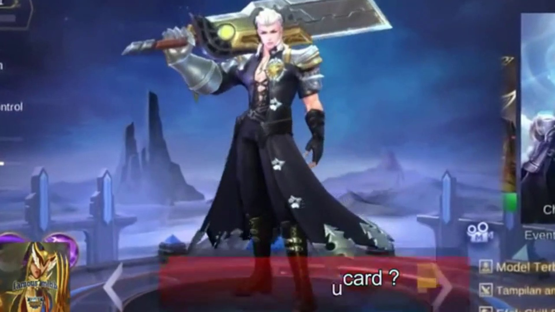 Mobile Legends-ESMERALDA VS ALUCARD (MAGIC LIFESTEAL VS PHYSICAL Lifesteal)