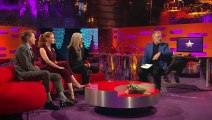The Graham Norton Show S21E05 - Diane Keaton, Jessica Chastain, Kevin Bacon, Michael Fassbender, Gorillaz