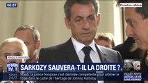 Les Républicains: le retour de Nicolas Sarkozy demandé après l'échec aux élections européennes