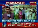 Vice admiral Karambir Singh is new Navy Chief; Sunil Lanba retires after 4-decade service