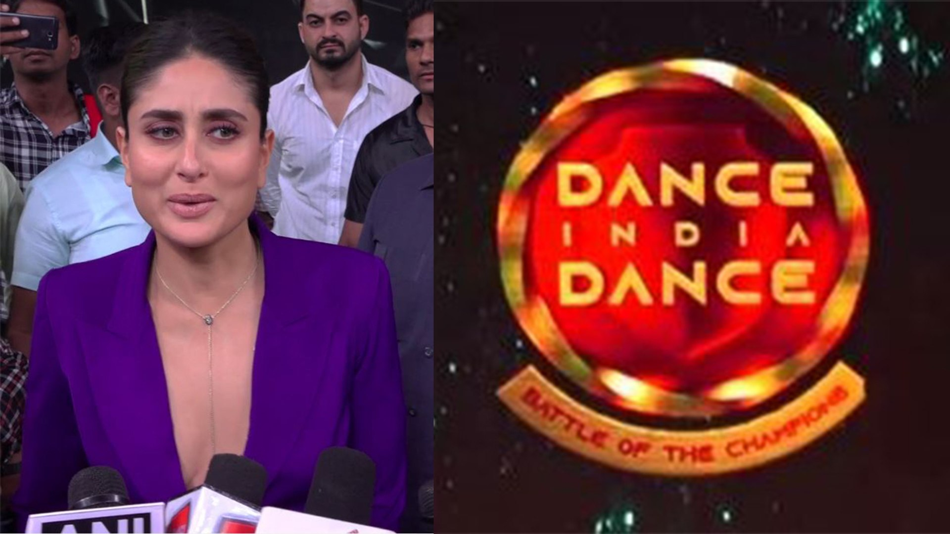Kareena Kapoor Khan shares her TV Debut experience with Dance India Dance; Watch video   FilmiBeat