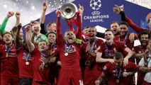 Liverpool beats Tottenham in Champions League final