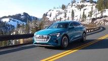 2019 Audi e-tron Driving Preview