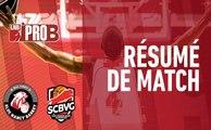 Playoffs d'accession - 1/4 aller : Nancy vs Saint-Chamond