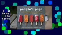 People's Pops: 55 Recipes for Ice Pops, Shave Ice, and Boozy Pops from Brooklyn'