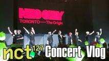 【KY】NCT127 NEOCITY in TORONTO Concert Vlog Fancams