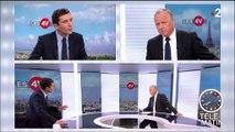"""Élections : le RN doit """"gagner localement pour s'ancrer"""", affirme Julien Sanchez (RN)"""
