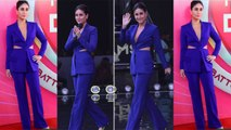Kareena Kapoor Khan flaunts bossy look in Pant Suit at Dance India Dance 7; Watch video   FilmiBeat