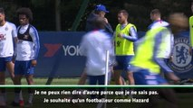Real - Ramos : Hazard est un excellent joueur