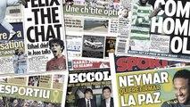 Chelsea tient le remplaçant de Eden Hazard, le FC Barcelone veut vendre pour 300 millions d'euros