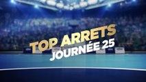 Le Top Arrêts de la 25e journée | Lidl Starligue 18-19