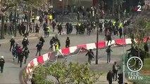 """Gilets jaunes : le procureur de Paris assure que des policiers vont être jugés pour """"violences"""""""