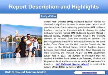 UAE Outbound Tourism Market Size