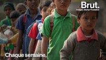 Inde : une école gratuite pour les élèves qui recyclent des déchets