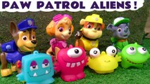Paw Patrol Learn Colors & Learn English to rescue aliens with Thomas and Friends and the Funny Funlings in this family friendly full episode