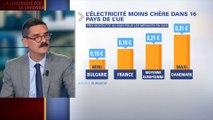 Pourquoi l'électricité est-elle devenue plus chère en France ?