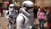 À Disney World, la planète Star Wars bientôt ouverte à l'exploration