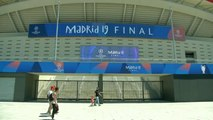 Madrid gears up for all-English Champions League Final