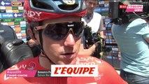 Pozzovivo «La chaleur peut conditionner la course» - Cyclisme - Giro - 19e étape