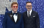 David Furnish 'terrified' watching Rocketman