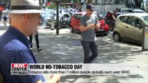 Smokers' life expectancy about 8 years shorter than that of non-smokers in S. Korea