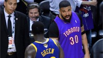 Drake Covers Curry And Durant's Numbers