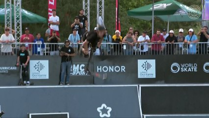 Occitanie Scooter Freestyle Park Semi Final Highlights | FISE Montpellier 2019